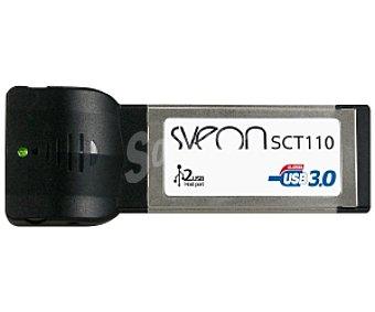 SVEON SCT110 Tarjeta Express USB 3.0