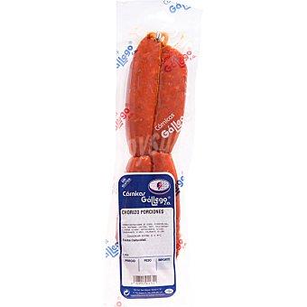 GALLEGO Chorizo fresco peso aproximado envase 360 g envase 360 g 4 unidades