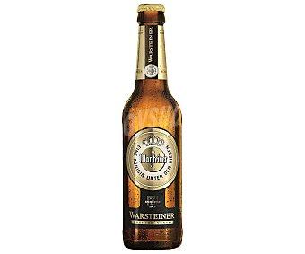 Warsteiner Verum cerveza rubia alemana Botella de 33 cl
