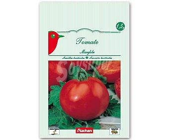Auchan Semillas para sembrar tomates de la variedad Marglobe 1.5 Gramos