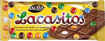 Lacasitos Lacasa Chocolate leche 100 g