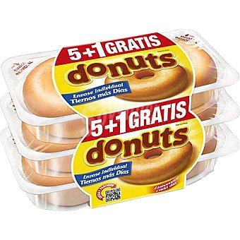 DONUTS classic glaseado envase 312 g 5 unidades