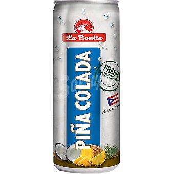LA BONITA Cocktail piña colada Lata 25 cl