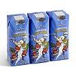 Bebida de frutas con leche mediterráneo zumosfera Pack 3 unidades 330 ml DIA