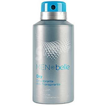 Belle Desodorante para hombre Dry MEN by Spray 150 ml