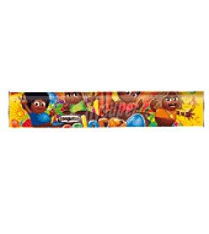 Conguitos Cacahuetes recubiertos de chocolate tubo color 480 g