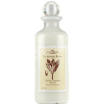 FLOR DE MAYO La Antigua Botica Leche corporal Karité nutritiva y emoliente Frasco 350 ml