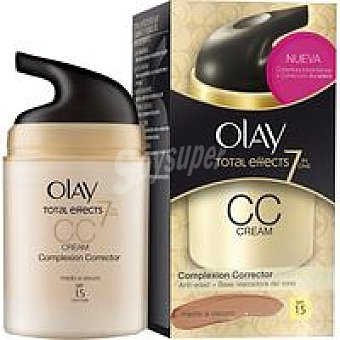 OLAY Total Effects CC Cream oscuro 50 ml