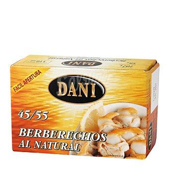 Dani Berberechos rias gallegas 45/55 piezas 63 g
