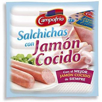 Campofrío Salchichas jamón cocido 150 GR