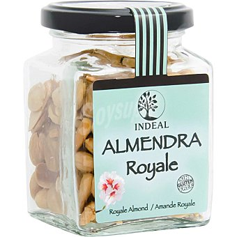 INDEAL almendra Royal  frasco 125 g
