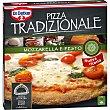 Mozzarella pizza con queso mozzarella tomate cherry y pesto Estuche 360 g Tradizionale Dr. Oetker