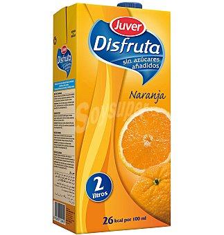 Juver Disfruta Naranja 2 L