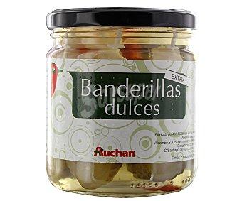 Auchan Banderillas dulces extra Frasco de 160 grs