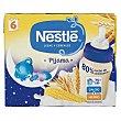 Pijama papillas de leche con 8 cereales listo para tomar desde 6 meses estuche 500 ml 2x250 ml Nestlé