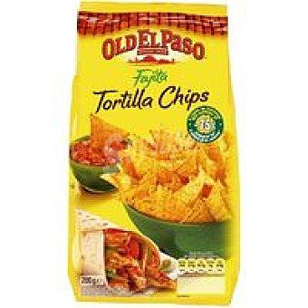Old El Paso Fajitas Chips Bolsa 200 g