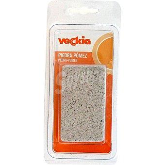Veckia Piedra pómez blister 1 unidad
