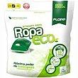 Detergente en cápsulas ecológicas bolsa 18 dosis Flopp