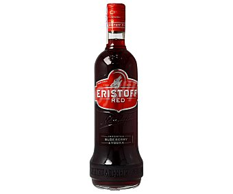 Eristoff Vodka rojo Botella 70 cl