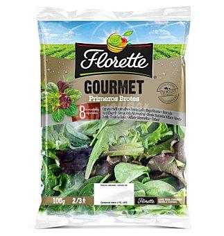 Florette Ensalada Gourmet Primeros Brotes Bolsa 100 g