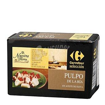 Carrefour Selección Pulpo de la Ría en aceite de oliva 111 g