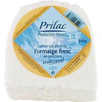 Prilac Queso fresco sin sal 400 g