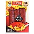Chorizo asturianos toque picante sin gluten sin lactosa 250 g El Chico