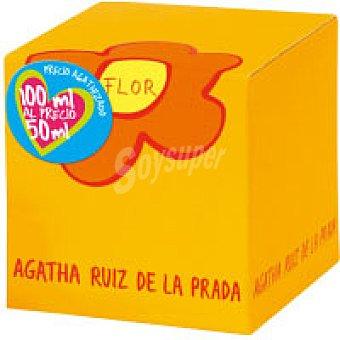 Ágatha Ruiz de la Prada Colonia Flor Vaporizador 50 ml + Regalo