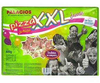 Palacios Pizza Rectangular Jamón 800g
