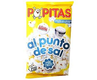 Popitas Palomitas Para Microondas Sabor Natural Con Sal Borges 100g