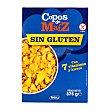 Cereal copos maíz sin gluten  Caja de 375 g  Nicoli