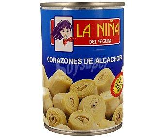 La Niña Corazones de alcachofa 240 gramos