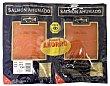 Salmon ahumado lonchas Pack 2 x 190 g - 380 g Ubago