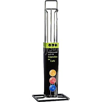 QUO Dispensador de capsulas para Nespresso 20 unidades 20 unidades