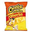 Snack de gusanos de maíz gustosines Bolsa de 140 g Cheetos Matutano
