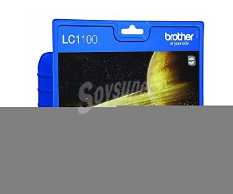 BROTHER Pack 4 Colores 385C