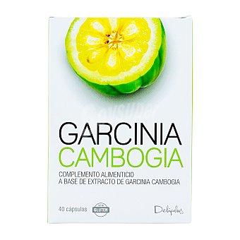 Deliplus Cápsulas garcinia cambogia (disminuye la ansiedad por el dulce)  Caja de 40 uds