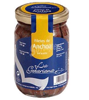 La Getariana Anchoas frasco 120 g