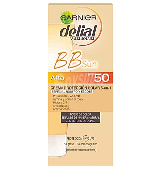 Delial Garnier CREMA SOL BB IP 50 50 ML