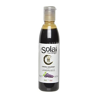 iSolai Crema gourmet a base de lambrusco 300 ml