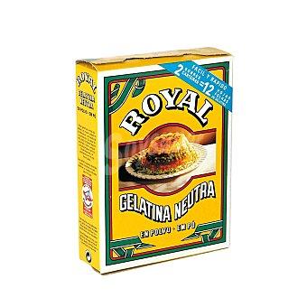 Royal Gelatina neutra en polvo Estuche 20 g
