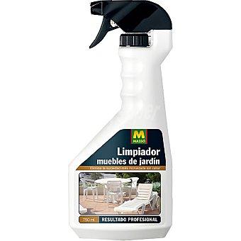 Masso Limpia muebles de jardín pistola elimina la suciedad sin rallar 750 ml