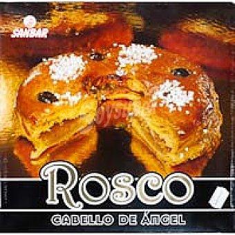 CORBATAS SANBAR Rosco de cabello de Angel Caja 500 g