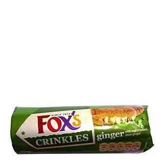 Fox´s Galletas crinkle crunch ginger 250 g