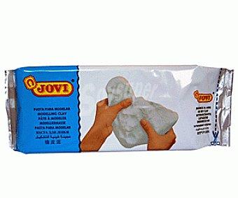 Jovi Pastilla de 1000 gramos de pasta para modelar de color blanco jovi 1000g