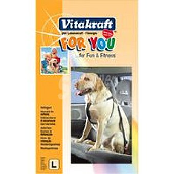 For You Vitakraft Arnes de seguridad coche Talla L Pack 1 unid