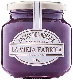 La Vieja Fábrica Mermelada de frutas del bosque Tarro 350 g