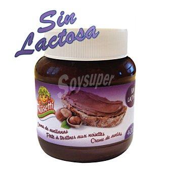Crema de cacao sin lactosa 400 g