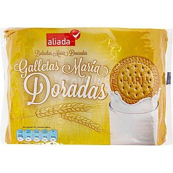 Aliada Galletas María Doradas envase 800 g 4 paquetes x 200 g