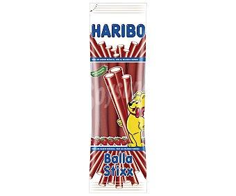 Haribo Regalices rellenos de nata y sabor fresa 200 gramos